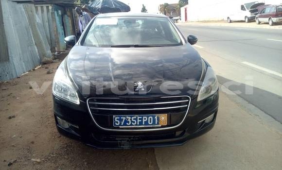 Acheter Occasion Voiture Peugeot 508 Noir à Abidjan, Abidjan