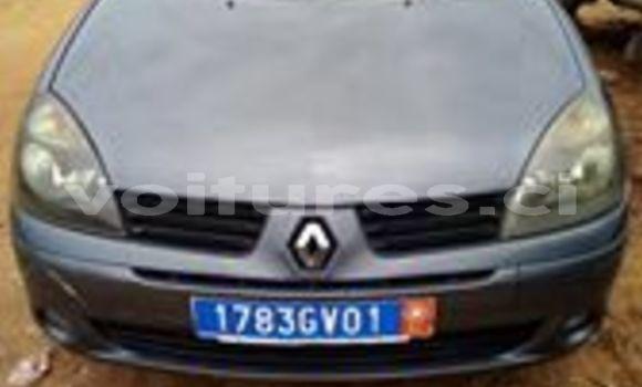 Acheter Occasion Voiture Renault Clio Autre à Abidjan, Abidjan