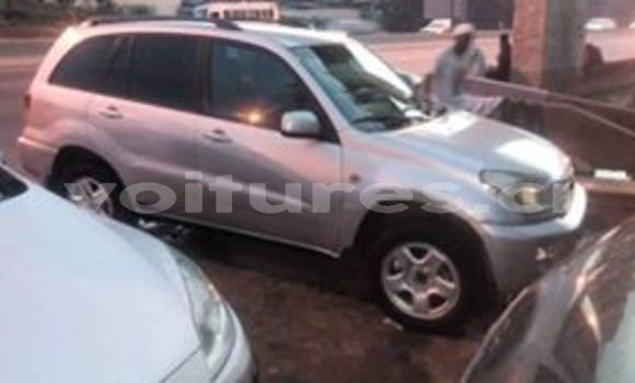 Buy Used Toyota RAV4 Silver Car in Abidjan in Abidjan