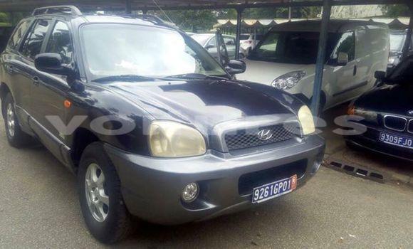 Acheter Occasion Voiture Hyundai Santa Fe Noir à Abidjan au Abidjan