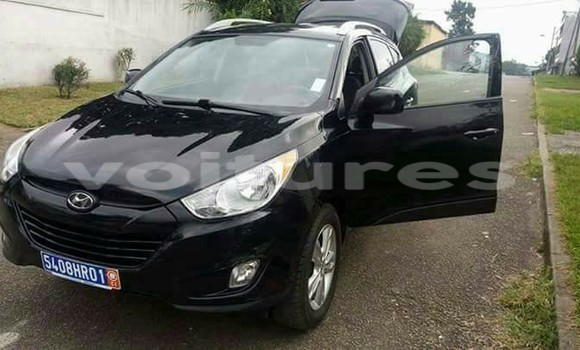 Acheter Occasions Voiture Hyundai ix35 Noir à Abidjan au Abidjan