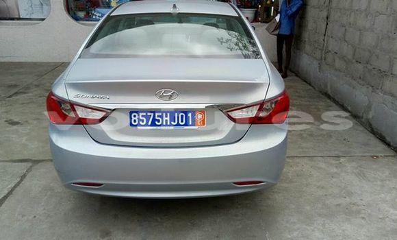 Acheter Occasion Voiture Hyundai Sonata Gris à Abidjan, Abidjan
