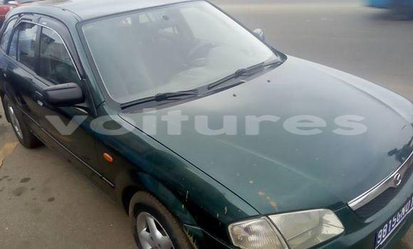 Acheter Occasion Voiture Mazda 323 Vert à Abidjan au Abidjan