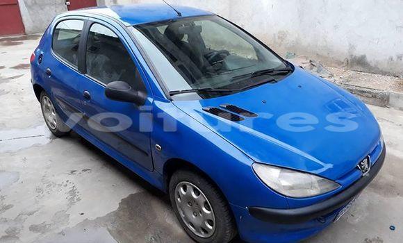 Acheter Occasion Voiture Peugeot 206 Bleu à Abidjan au Abidjan