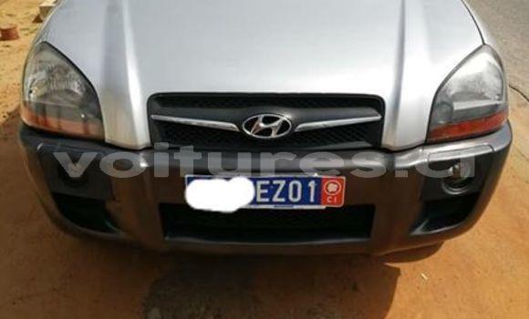 Acheter Occasion Voiture Hyundai Tucson Gris à Abidjan, Abidjan