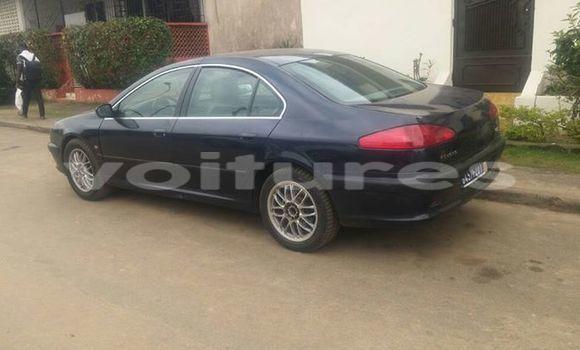 Acheter Occasion Voiture Peugeot 607 Noir à Abidjan, Abidjan