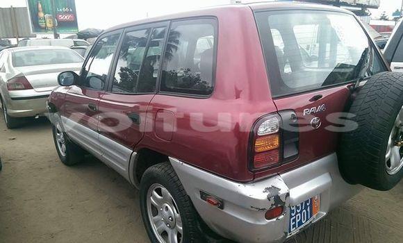 Acheter Occasion Voiture Toyota RAV4 Rouge à Abidjan, Abidjan