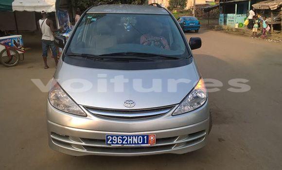 Acheter Occasion Voiture Toyota Previa Gris à Abidjan au Abidjan