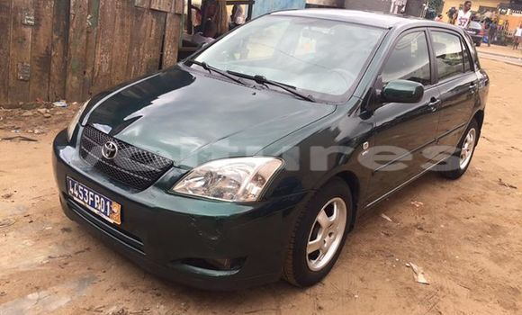 Acheter Occasions Voiture Toyota Corolla Vert à Abidjan, Abidjan