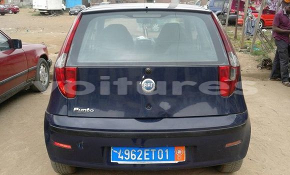 Acheter Occasion Voiture Fiat Punto Bleu à Abidjan, Abidjan