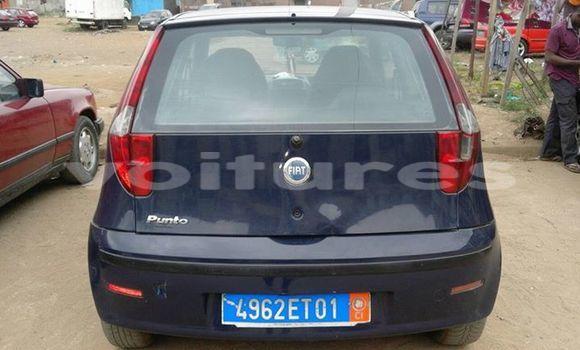 Acheter Occasions Voiture Fiat Punto Bleu à Abidjan au Abidjan