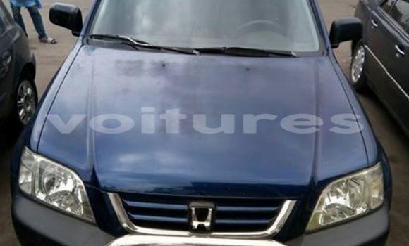 Acheter Occasion Voiture Honda CR-V Bleu à Abidjan au Abidjan