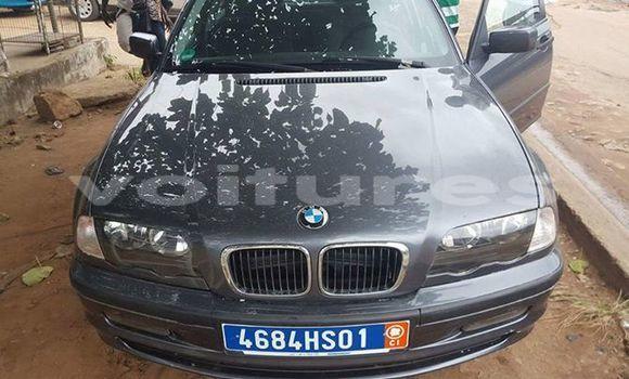 Acheter Occasion Voiture BMW 3-Series Gris à Abidjan au Abidjan