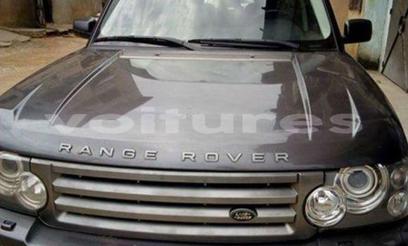 Acheter Occasion Voiture Land Rover Range Rover Evoque Gris à Abidjan au Abidjan