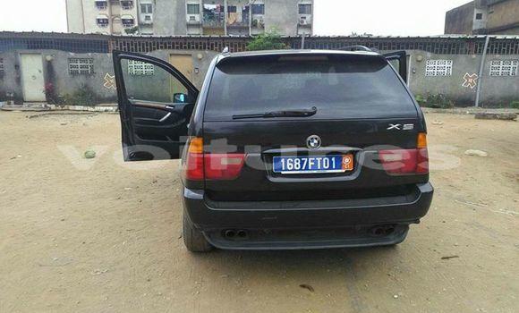 Acheter Occasions Voiture BMW X5 Noir à Abidjan, Abidjan