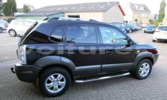 Acheter Occasion Voiture Hyundai Tucson Noir à Abidjan au Abidjan