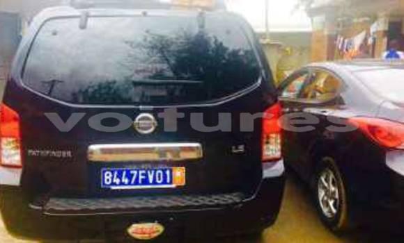 Acheter Occasion Voiture Nissan Pathfinder Autre à Abidjan au Abidjan