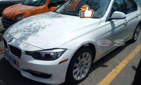 Acheter Occasion Voiture BMW 3–Series Blanc à Abidjan, Abidjan
