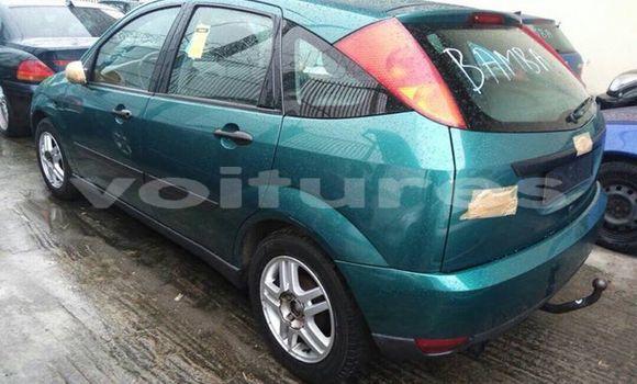 Acheter Occasion Voiture Ford Focus Vert à Abidjan au Abidjan