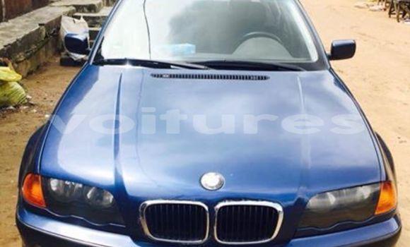 Acheter Occasion Voiture BMW 3–Series Bleu à Abidjan, Abidjan