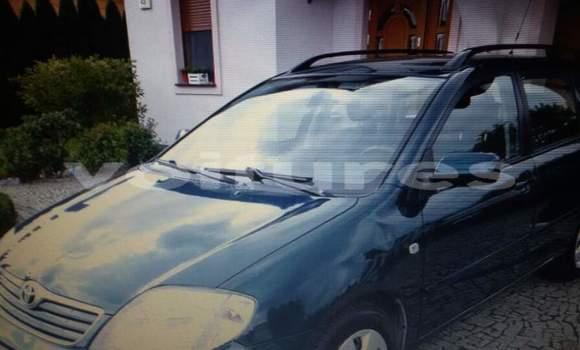 Acheter Occasion Voiture Toyota Corolla Vert à Abidjan au Abidjan