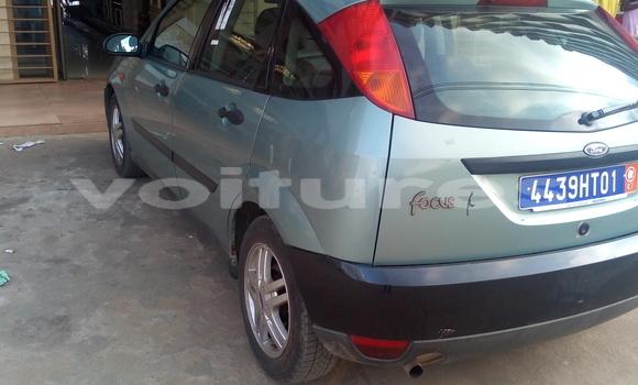 Acheter Occasions Voiture Ford Focus Vert à Abidjan au Abidjan