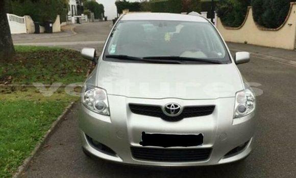 Acheter Occasion Voiture Toyota Auris Gris à Abidjan au Abidjan