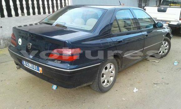 Acheter Occasion Voiture Peugeot 406 Bleu à Abidjan au Abidjan