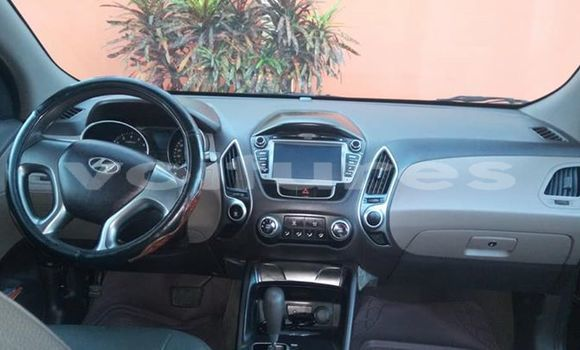 Acheter Occasion Voiture Hyundai ix35 Noir à Abidjan au Abidjan