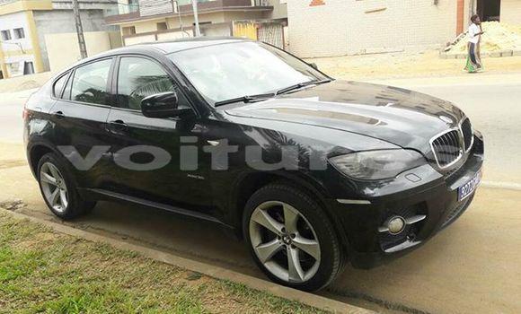 Acheter Occasion Voiture BMW X6 Noir à Abidjan au Abidjan