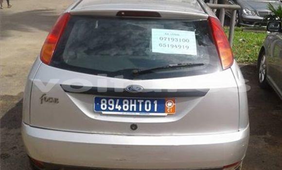 Acheter Occasions Voiture Ford Focus Gris à Abidjan au Abidjan