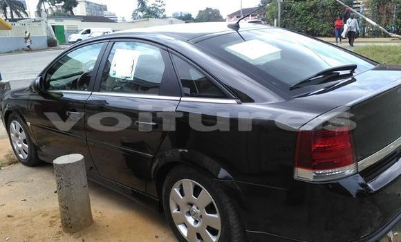 Acheter Occasion Voiture Opel Vectra Noir à Abidjan au Abidjan
