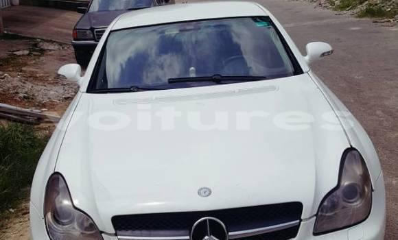Acheter Occasion Voiture Mercedes‒Benz CLS–Class Blanc à Abidjan, Abidjan