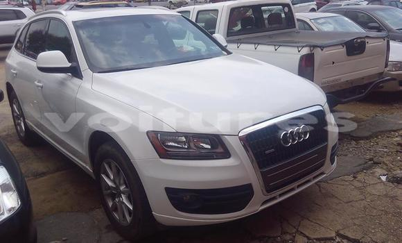 Acheter Occasion Voiture Audi Q5 Blanc à Abidjan au Abidjan