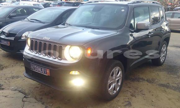 Acheter Occasion Voiture Jeep Liberty Gris à Abidjan au Abidjan