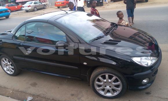 Acheter Occasion Voiture Peugeot 206 Noir à Abidjan au Abidjan