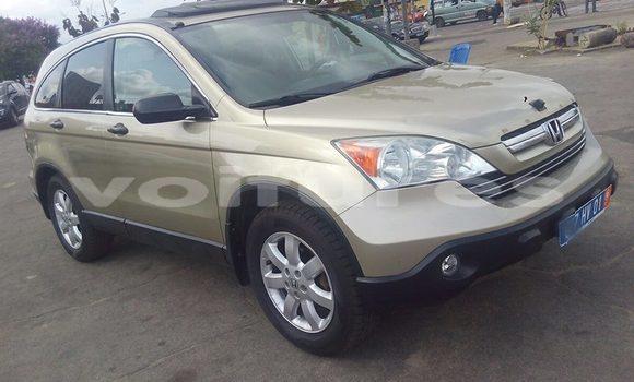Acheter Occasion Voiture Honda CR-V Beige à Abidjan au Abidjan