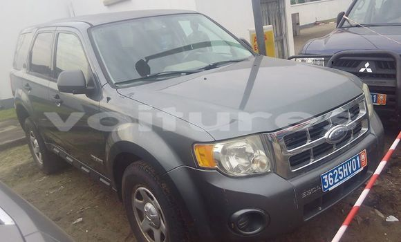 Acheter Occasion Voiture Ford Escape Gris à Abidjan au Abidjan