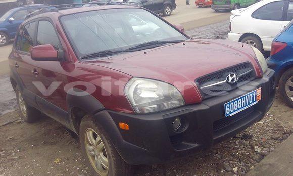 Acheter Occasion Voiture Hyundai Tucson Rouge à Abidjan au Abidjan