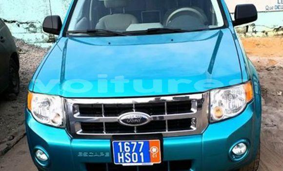 Acheter Occasion Voiture Ford Edge Autre à Abidjan au Abidjan