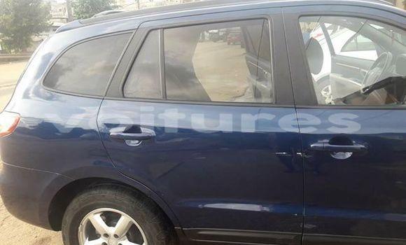 Acheter Occasion Voiture Hyundai Santa Fe Bleu à Abidjan au Abidjan