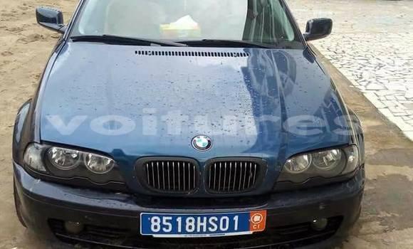 Acheter Occasion Voiture BMW 3-Series Autre à Abidjan au Abidjan
