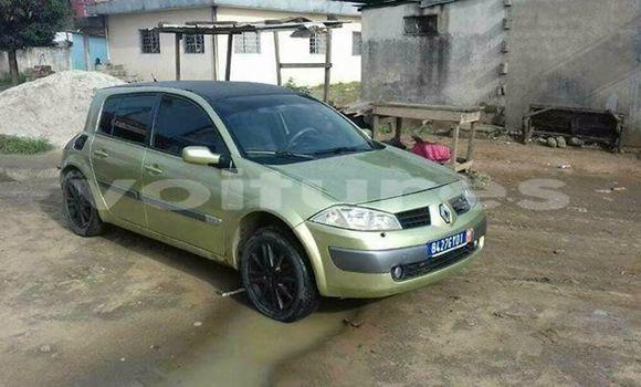 Acheter Occasions Voiture Renault Megane Autre à Abidjan au Abidjan