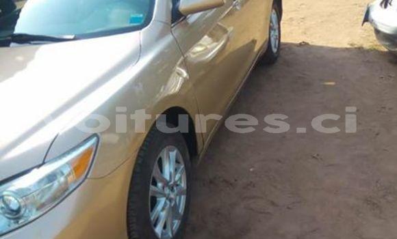 Acheter Occasion Voiture Toyota Camry Autre à Abidjan au Abidjan