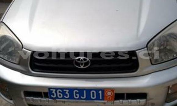 Acheter Occasion Voiture Toyota RAV4 Gris à Abidjan au Abidjan