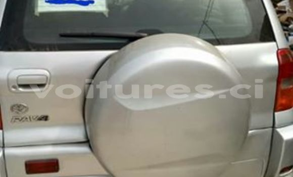 Acheter Occasions Voiture Toyota RAV4 Gris à Abidjan au Abidjan