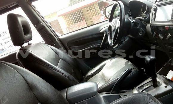 Acheter Occasion Voiture Toyota RAV4 Noir à Abidjan au Abidjan