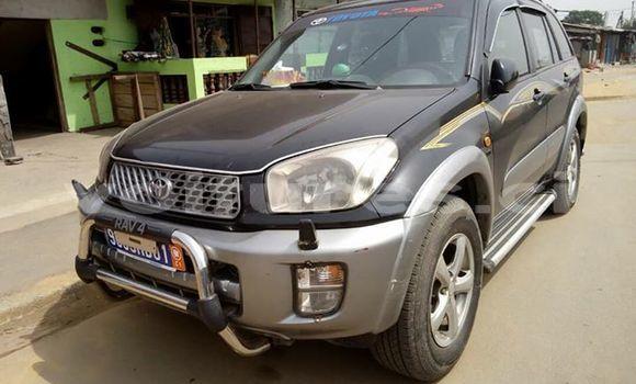 Acheter Occasion Voiture Toyota RAV4 Noir à Abidjan, Abidjan