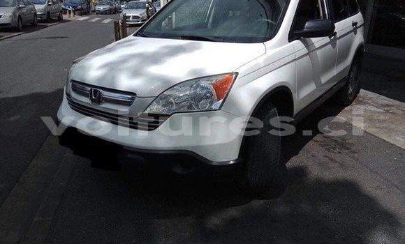 Acheter Occasions Voiture Honda CR–V Blanc à Abidjan, Abidjan