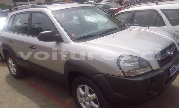 Acheter Occasion Voiture Hyundai Tucson Gris à Abidjan au Abidjan